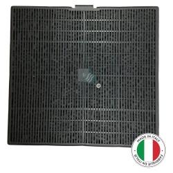 1 Filtre anti-odeur au charbon actif pour hotte - Type 241- D241 - 49002532 - CHF007
