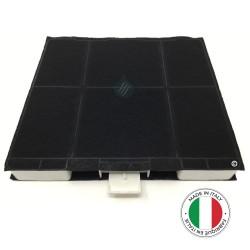 1 Filtre anti-odeur au charbon actif pour hotte - Type Bosch 00705431 - 00703595 - DHZ5326
