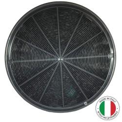 1 Filtre anti-odeur au charbon actif pour hotte - Type 196