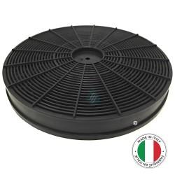1 Filtre anti-odeur au charbon actif pour hotte - Type 233 E