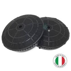 2 Filtres anti-odeur au charbon actif pour hotte - Type 57