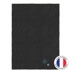 1 Filtre Universel au Charbon Actif pour Hotte - Absorbe les Odeurs | 47X57cm Adaptable par...