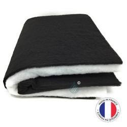 Universel - 1 Filtre au Charbon Actif Anti-Odeur + 1 Filtre Anti-Graisse | 47X57cm | 100%...