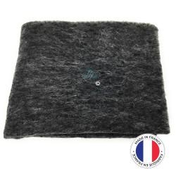 1 filtre universel en fibres naturelles - charbon actif | 47X57cm Adaptable par Simple...