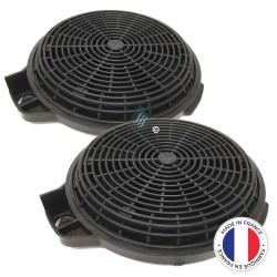 2 Filtres anti-odeur au charbon actif pour hotte - Type CARBFILT4