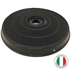 1 Filtre anti-odeur au charbon actif compatible avec hottes aspirantes | Type E233 FAC519 EFF57