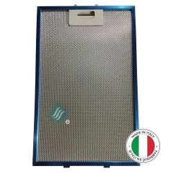 1 Filtre métal anti-graisse - 242x380mm - Compatible Scholtes C00139286 | 482000029427
