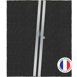 1 Filtre Anti-Odeur Au Charbon Actif - Compatible DE DIETRICH 74X4364